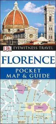 Florence Pocket Map and Guide - DK Eyewitness Travel Guide