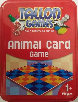 Animal Card Game
