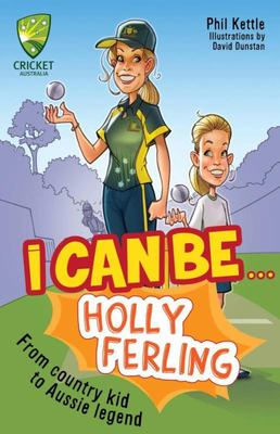 I Can be...Holly Ferling