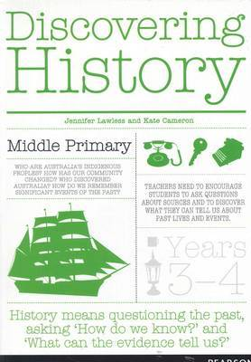 Discovering History Middle Primary Teacher Resource Book