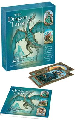 The Dragon Tarot : Includes a Full Deck of 78 Specially Commissioned Tarot Cards
