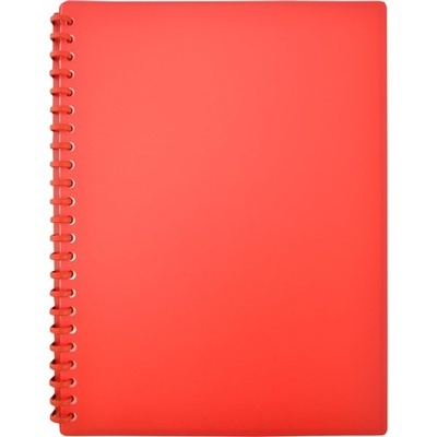 Large refillable red