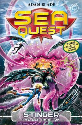 Stinger the Sea Phantom (Sea Quest #6)