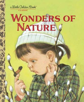 LGB Wonders of Nature (Little Golden Book)