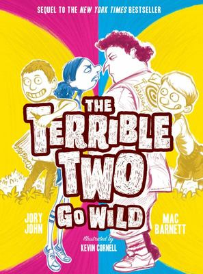 The Terrible Two Go Wild (#3)