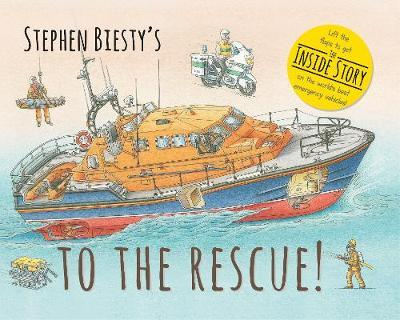Stephen Biesty's To the Rescue (HB)