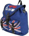 Dr Who I Heart The Dr. Knapsack