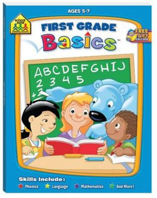 First Grade Basics (School Zone)
