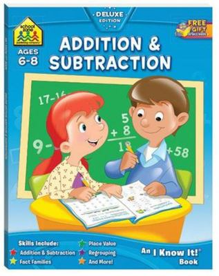 Addition and Subtraction (School Zone)