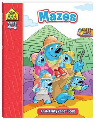 Mazes (School Zone Activity Zone)