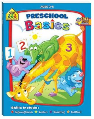 School Zone Preschool Basics