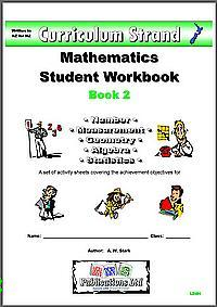 Curriculum Strand Mathematics Student Workbook 2 (suggested suits years 3-5)