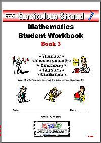 Curriculum Strand Mathematics Student Workbook 3 (suggested suits years 5-6)