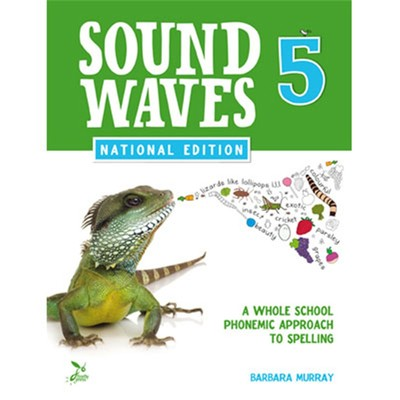 Sound Waves 5 National Edition Student Book - Firefly