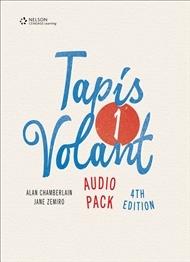 Tapis Volant 1 4th Edition Audio Pack with USB
