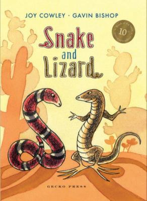 Snake and Lizard (10th Birthday Edition)