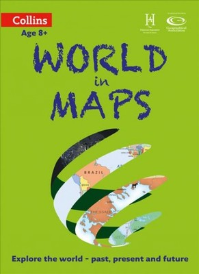World in Maps (Collins Primary Atlases)