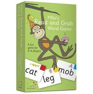 Milo's Read and Grab Word Game 1 Green – CVC