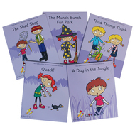 Little Learners Stage 6 Books 26-30
