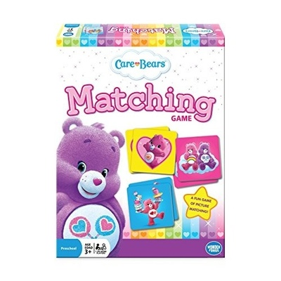 Care Bears Memory Matching Game