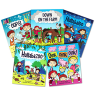 Little Learners Stage 7 Unit 3 Books 41-45