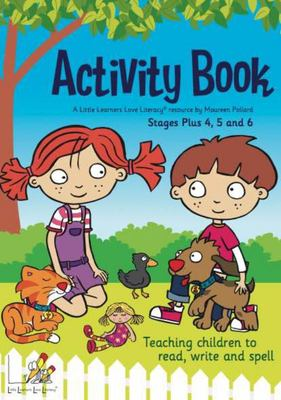 Little Learners Teacher Activity Resource Stages Plus 4, 5 and 6