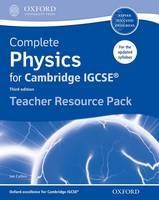 Complete Physics for Cambridge IGCSE Teacher Resource Pack