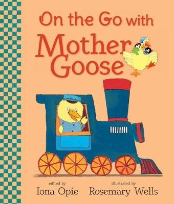 On the Go with Mother Goose (Board)