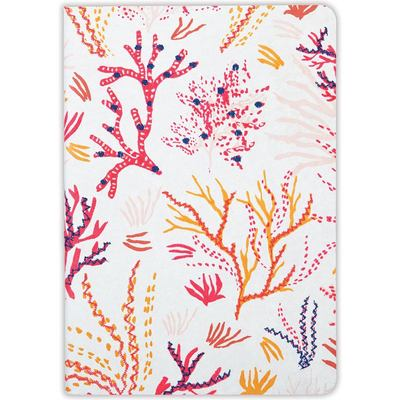 Coral Handmade Embroidered Journal 112148