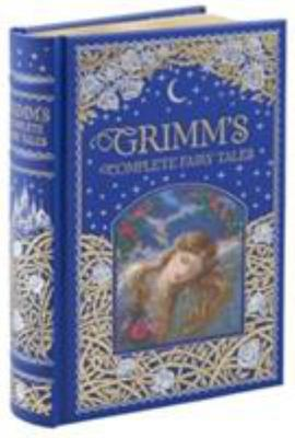 Grimm's Complete Fairy Tales (Leather Bound)