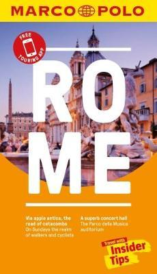 Rome Marco Polo Pocket Guide