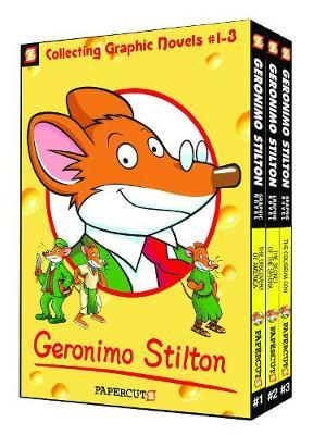 Geronimo Stilton Special Edition (3-in-1 Graphic Novel)