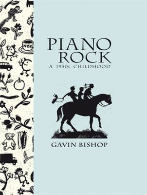 Piano Rock: A 1950s Childhood (HB)