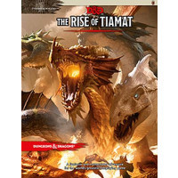 D&D 5e The Rise of Tiamat