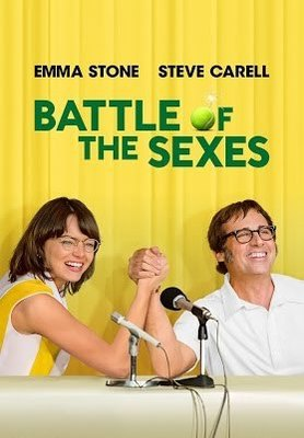 Battle of the Sexes: Based on a True Story Dvd