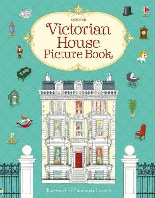 Usborne Victorian House Picture Book