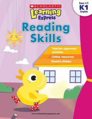Scholastic Learning Express (K1 Ages 4-5): Reading Skills