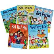 Little Learners Stage 7 Unit 2 Books 36-40