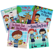 Little Learners Stage 7 Unit 1 Books 31-35