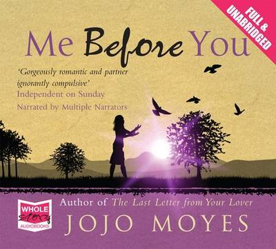 Me Before You (Audio CD; unabridged; 14 CDs)