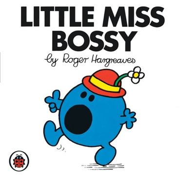 Little Miss Bossy (Mr Men & Little Miss)
