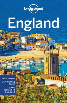 Lonely Planet England 9