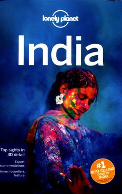 India: Lonely Planet 17