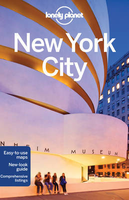 Lonely Planet New York City 10