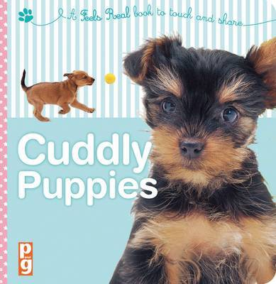 Cuddly Puppies (Touchy-Feely Board Book)