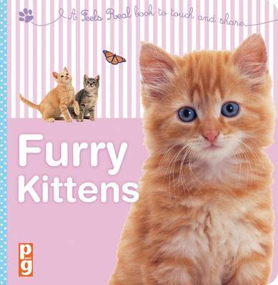 Furry Kittens (Touchy-Feely Board Book)