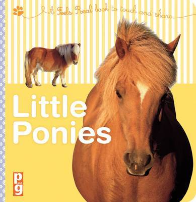 Little Ponies (Touchy-Feely Board Book)