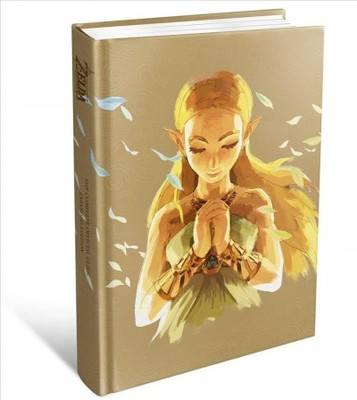 The Legend of Zelda - Breath of the Wild (expanded edition) HB