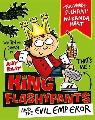 The Evil Emperor (King Flashypants #1)