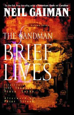 Brief Lives (The Sandman #7)